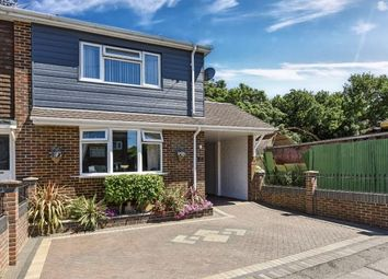 Thumbnail 3 bed semi-detached house for sale in Simon Way, Southampton