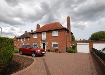Thumbnail 4 bedroom detached house for sale in Princes Road, Gosforth, Newcastle Upon Tyne