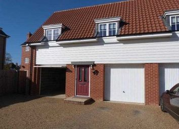 Thumbnail 2 bed property to rent in Willis Crescent, Ipswich