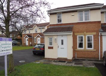 Thumbnail 3 bed semi-detached house to rent in Leywell Drive, Carlisle