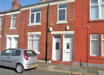 Thumbnail 3 bed flat to rent in Northumberland Street, Wallsend