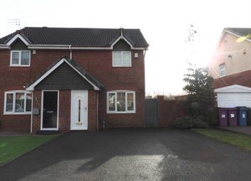 Thumbnail 2 bed semi-detached house for sale in Longdown Road, Liverpool