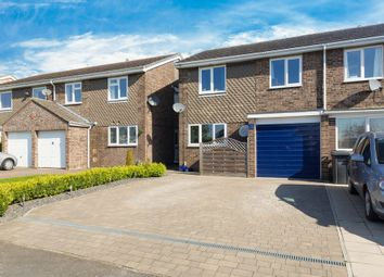 Thumbnail 4 bed semi-detached house for sale in Chapel Close, Needingworth, St. Ives