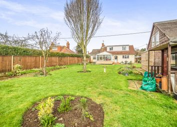 Thumbnail 4 bedroom detached house for sale in Cawston Road, Reepham, Norwich