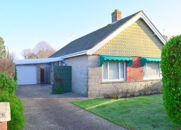 Thumbnail 2 bed detached bungalow for sale in Meadow Drive, Bembridge, Isle Of Wight
