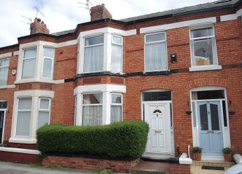 Thumbnail 3 bed terraced house for sale in Bundoran Road, Aigburth, Liverpool