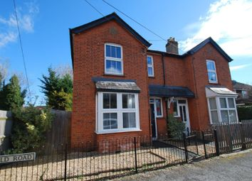 Mayfield Road, Wooburn Green HP10. 3 bed semi-detached house for sale