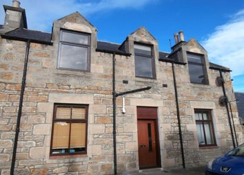Thumbnail 1 bed flat to rent in East High Street, Elgin