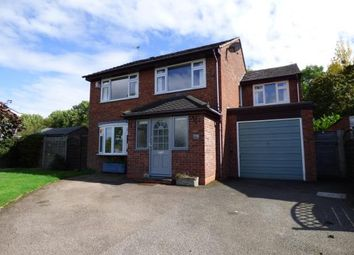 Thumbnail 4 bed detached house for sale in Stowe Drive, Southam, Warwickshire, England