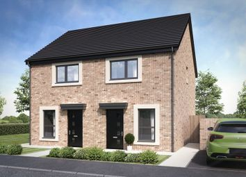 Thumbnail 2 bed end terrace house for sale in Plot 7 - The Henley, Barley Folde, Pocklington, York