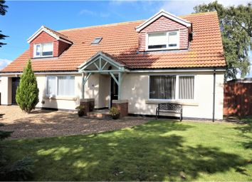 Thumbnail 4 bed detached house for sale in Garbutts Lane, Hutton Rudby