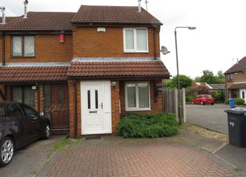 Thumbnail 2 bed semi-detached house for sale in Meadow Lane, Chaddesden, Derby