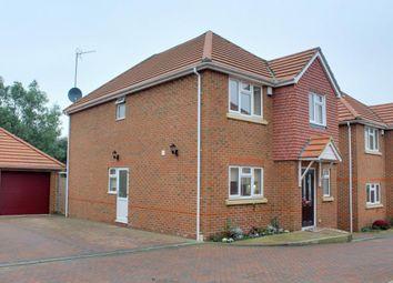 Thumbnail 4 bed detached house for sale in Samson Close, Aldershot