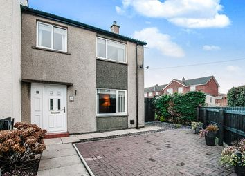 Thumbnail 3 bed terraced house for sale in Highmoor, Wigton