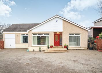 Thumbnail 3 bed detached bungalow for sale in Huntly Drive, Cambuslang, Glasgow