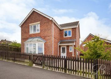 Thumbnail 4 bed detached house for sale in Holly Road, Forest Town, Mansfield