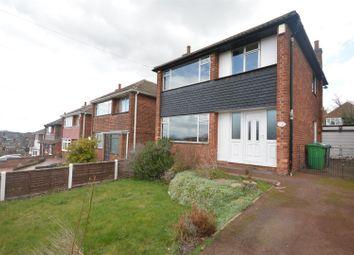 Thumbnail 3 bed detached house for sale in Rise Park Road, Rise Park, Nottingham