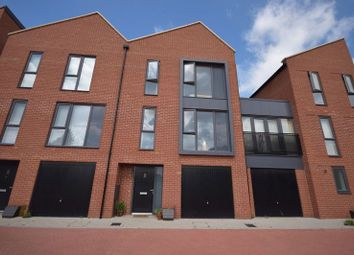 Thumbnail 4 bed town house to rent in Kingsway Boulevard, Derby