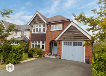 Thumbnail 3 bedroom detached house for sale in Knight Avenue, Buckshaw Village, Chorley, Lancashire