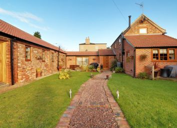 Thumbnail 4 bed detached house for sale in Low Burnham, Epworth, Doncaster