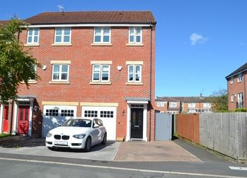 3 bed terraced house for sale in Angelica Close, Derby, Derbyshire DE23