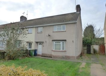 Thumbnail 3 bedroom end terrace house for sale in Bath Road, Wisbech