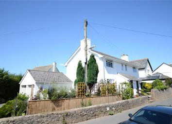 Thumbnail 3 bed semi-detached house for sale in Appletree Cottages, West Street, Denbury, Newton Abbot