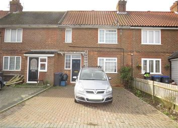 Thumbnail 3 bed property to rent in Dominion Road, Broadwater, Worthing