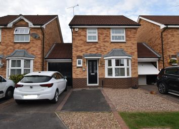 Thumbnail 3 bed link-detached house for sale in Mosgrove Close, Worksop, Nottinghamshire