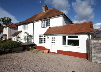 Thumbnail 3 bed semi-detached house for sale in Beechwood Villas, Salfords, Surrey