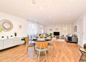 Thumbnail 2 bed flat for sale in Bushey Hall Road, Bushey