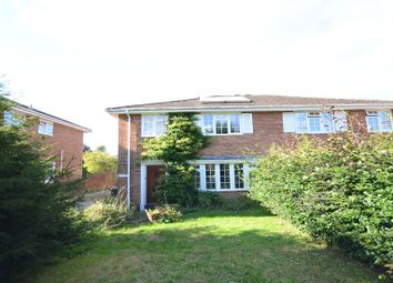 Thumbnail 4 bedroom semi-detached house to rent in Fairfields Road, Basingstoke