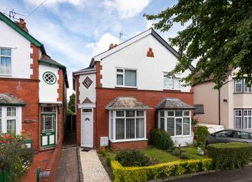 Thumbnail 3 bedroom semi-detached house for sale in Ashley Street, Shrewsbury