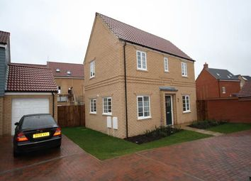 Thumbnail 3 bedroom property to rent in Quarry Road, Queens Hills, Costessey