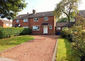 Thumbnail Semi-detached house to rent in Oakdene Road, Burntwood