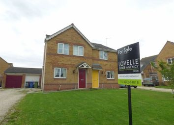 Thumbnail 3 bed property for sale in Bowling Green Road, Gainsborough