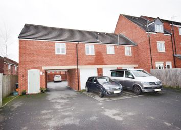 Thumbnail 2 bed end terrace house for sale in Maritime Court, Hempsted, Gloucester