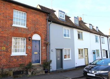 Thumbnail 2 bed terraced house for sale in Castle Street, Saffron Walden, Essex