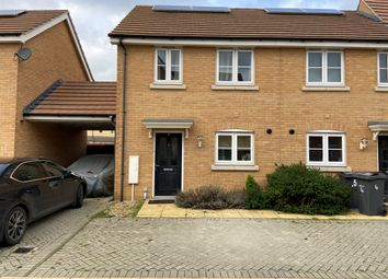 2 bed terraced house for sale in Cowlin Mead, Chelmsford CM1