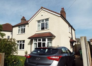 Thumbnail 4 bedroom property to rent in Newcombe Road, Westbury-On-Trym, Bristol