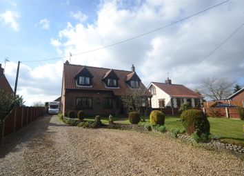 Thumbnail 4 bedroom detached house for sale in Water Lane, Ingham, Norwich