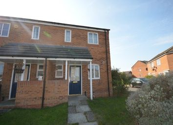 Thumbnail 2 bed end terrace house to rent in Nash Close, Corby