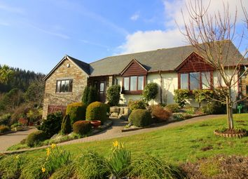 Thumbnail 3 bedroom detached bungalow for sale in Lake View, St. Mellion, Saltash