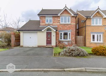 Thumbnail 3 bed detached house for sale in Newstead Drive, Bolton