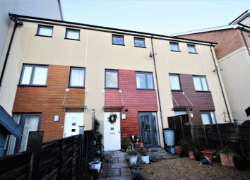 Thumbnail 4 bed terraced house for sale in Kingfisher Road, Portishead, Bristol
