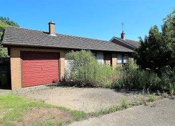 Thumbnail 3 bedroom detached bungalow for sale in Forth Close, Oakham