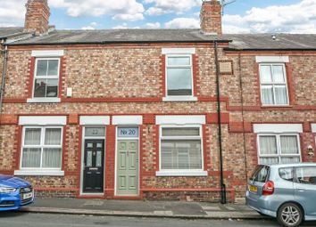 Thumbnail 2 bed terraced house to rent in Roman Road, Stockton Heath, Warrington