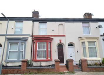 Thumbnail 3 bedroom terraced house for sale in Faraday Street, Liverpool