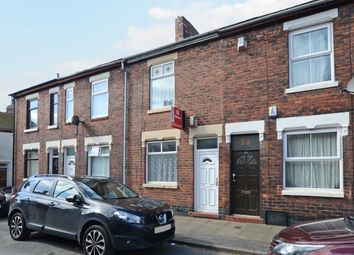 Thumbnail 2 bed terraced house to rent in Sefton Street, Etruria, Stoke On Trent