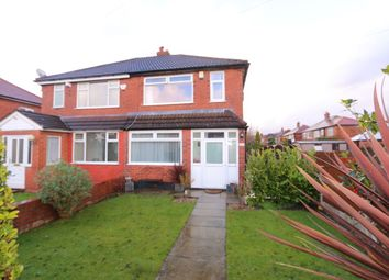Thumbnail 2 bed semi-detached house for sale in Franklyn Close, Denton, Manchester